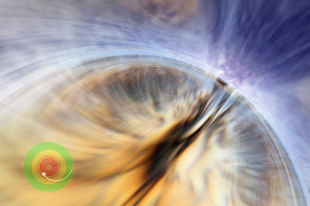 Passing through the outer or event horizon of a black hole would be uneventful for a massive black hole.